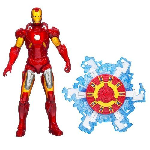 1 X The Avengers 2012 Movie Series Iron Man Fusion Armor Mark VII 4 inch Action figure @ niftywarehouse.com #NiftyWarehouse #Avengers #Movies #TheAvengers #Movie #ComicBooks #Marvel