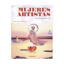 Mujeres artistas de los siglos XX y XXI