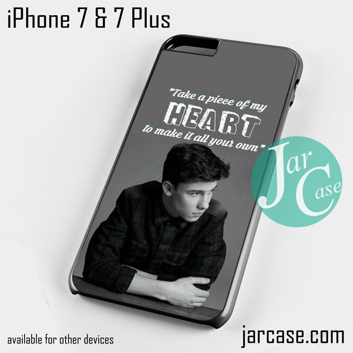 Shawn Mendes (5) Phone case for iPhone 7 and 7 Plus
