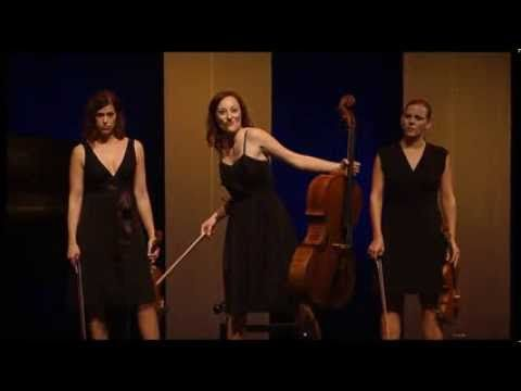 Nobody Expected THIS To Happen When These Four Women Walked On Stage. Whoa!