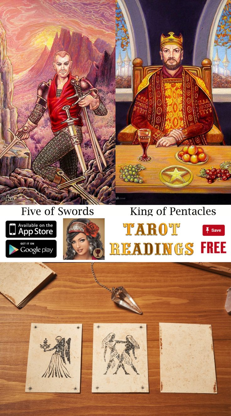 Get this free mobile app on your iOS and Android device and relish free tarot cards, tarot reading and free tarot predictions, daily tarot online and tarot card spread online.