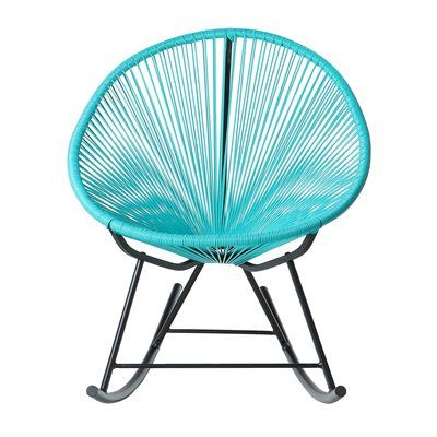 Joseph Allen PV-MR Mayan Hammock Acapulco Rocking Chair