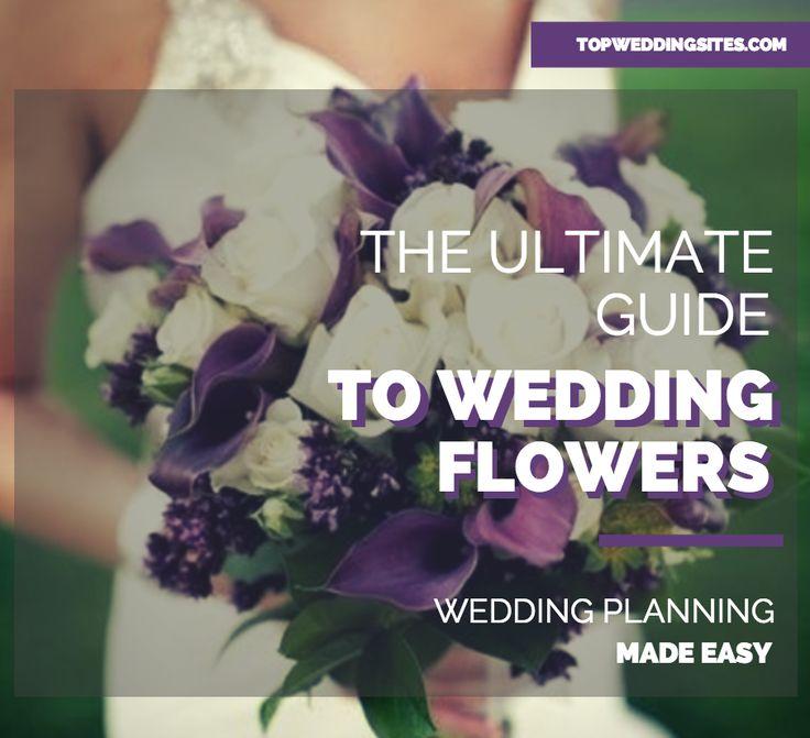 Ultimate Guide to Wedding Flowers | Everything You Need To Know | Team Wedding Blog #wedding #weddingplanning #weddingflowers
