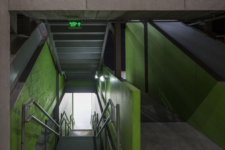 Gallery of Rio 2016 Olympic Handball Arena / OA | Oficina de Arquitetos + LSFG Arquitetos Associados - 7