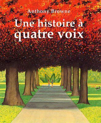 Livres Ouverts : Une histoire à quatre voix