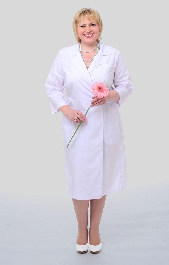 "Халат медицинский женский ""Леди"""