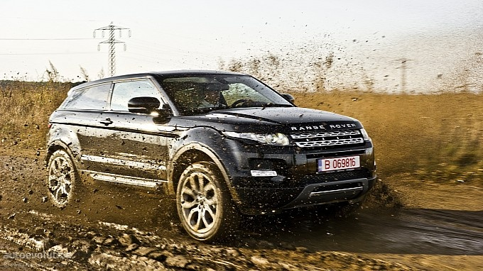Range Rover Evoque Coupe full force by autoevolution http://www.autoevolution.com/testdrive/range-rover-evoque-coupe-test-drive-2011.html