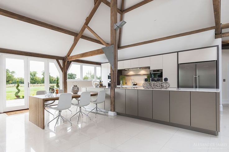 Imagine enjoying this view for #breakfast every morning. #interiors #design #kitchen