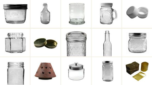 The BEST resource for jars, lids, candle-making, canning & craft supplies in the world! Excellent prices!