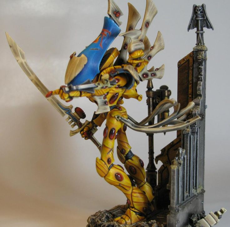 82 Best Images About Eldar WraithLord On Pinterest