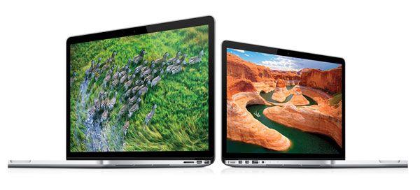 Apple apresenta MacBook Pro de 13 polegadas com ecrã Retina