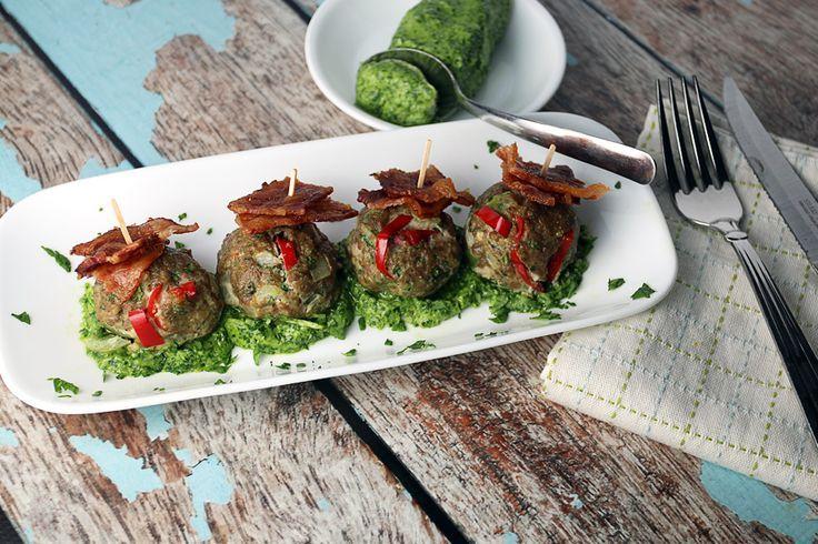The Best Turkey Meatballs