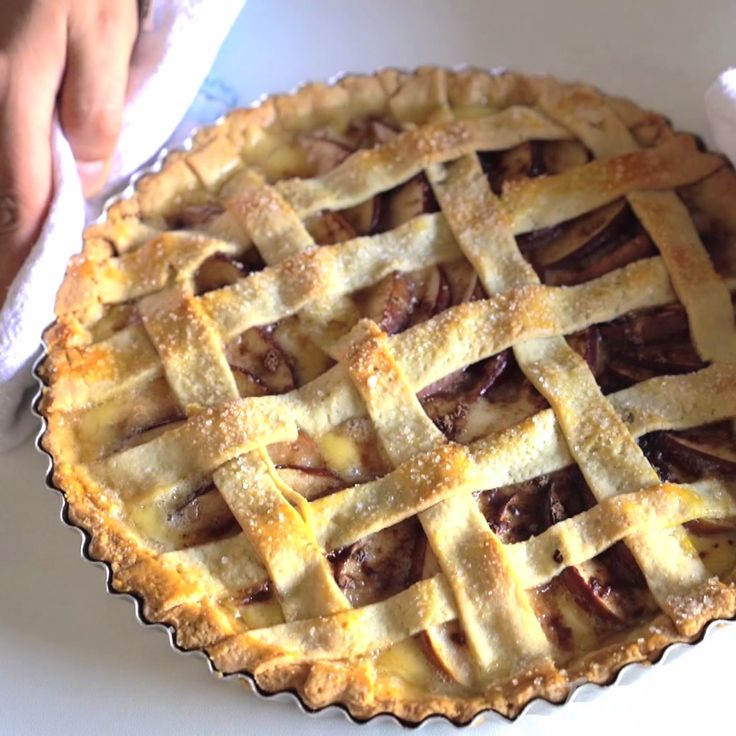 Classic Apple Pie - beauty!