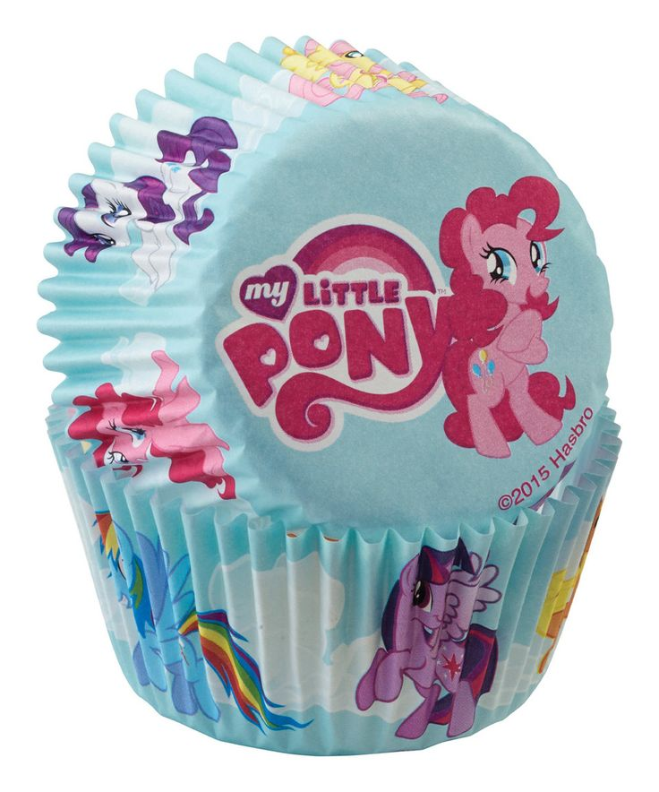 Look What I Found On Zulily My Little Pony Baking Cup