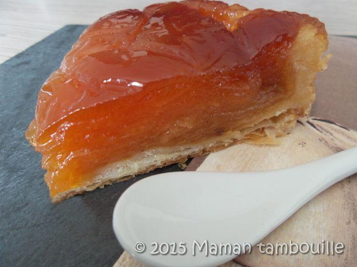 La tarte tatin, tout le monde connait ! Mais qu'en est-il de la tatin façon Philippe Conticini ? Quand j'ai vu cette recette chez Mercotte et sur C'est moi qu'il l'ai fait, j'ai tout de suite craqué. Il fallait que j'essaie cette tarte, ne serait-ce parce Papa Tambouille aime beaucoup les tartes aux pommes et …