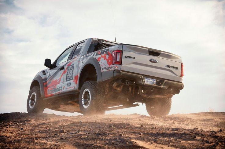 SEMA 2016: Stock Ford Raptor Ready for Baja 1000 - http://carparse.co.uk/2016/10/31/sema-2016-stock-ford-raptor-ready-for-baja-1000/