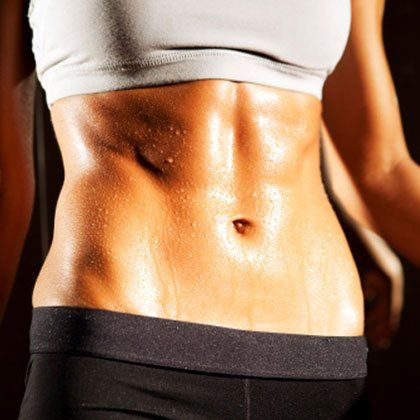 Tighten your abs with these cardio exercises for a flat stomach. Do these exercises to tone and sculpt your abs for a slim and fit core. Lose that tummy weight and get a flat stomach with this workout routine.