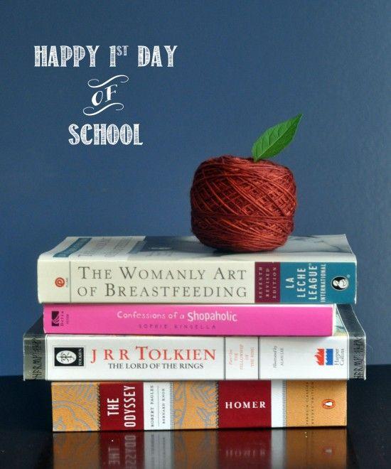 Back to school – Mama Monday