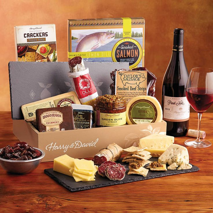 Best Food Gifts To Send For Christmas Part - 23: When It Comes To Meat And Cheese Gifts, It Makes Sense To Find One Filled  With The Best Gourmet Food Gifts. Shop The Artisan Meat And Cheese Gift  With Wine ...