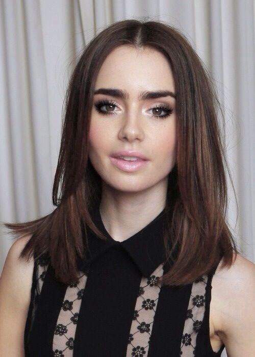 20 Shoulder-length Hairstyles to Pair your Spring Look