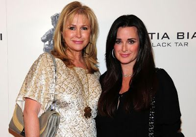 Kyle Richards And Kathy Hilton's Feud Reportedly Escalates Over $200 Million Playboy Mansion Sale!