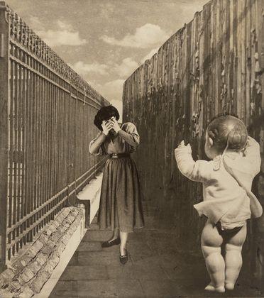 Dream No. 24: Surprise (Grete Stern, 1949)