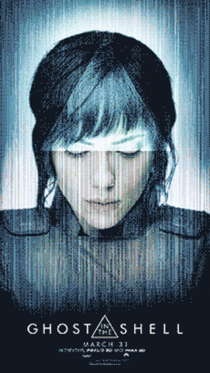 Image Result For Ghost In The Shell Poster Motion Poster Ghost In The Shell Best Movie Posters