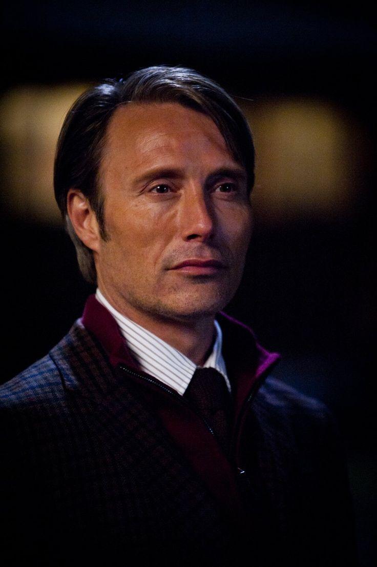Mads Mikkelsen as #Hannibal