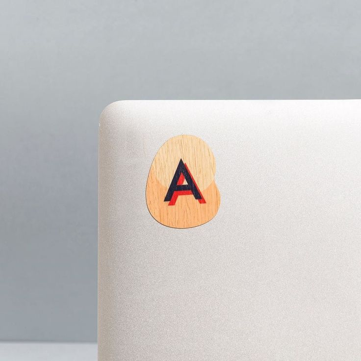 Hello! Get your wooden printed stickers in stores and online see you on woodd.it  #woodd #lettering #sticker #wood