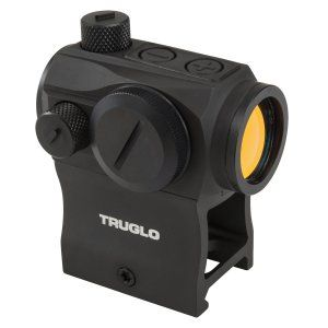 If you're looking for a good red dot sight to mount on your AR 15, check out this review of the affordable Truglo Tru-Tec Red Dot Sight!