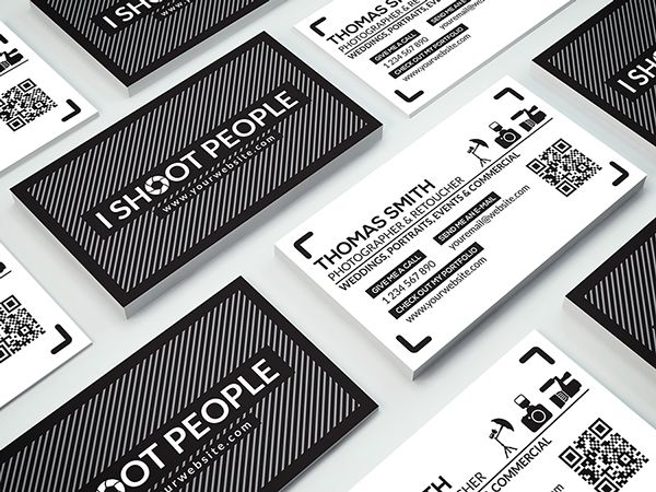16 best premium business cards images on pinterest business card free photography business card template on behance reheart Choice Image