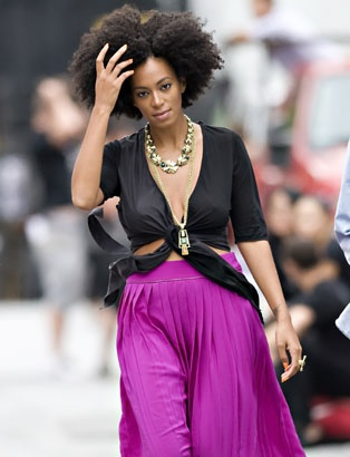 Afrocentric Style Icon Solange Knowles Fashion Dolls Noir Because I Like It Pinterest