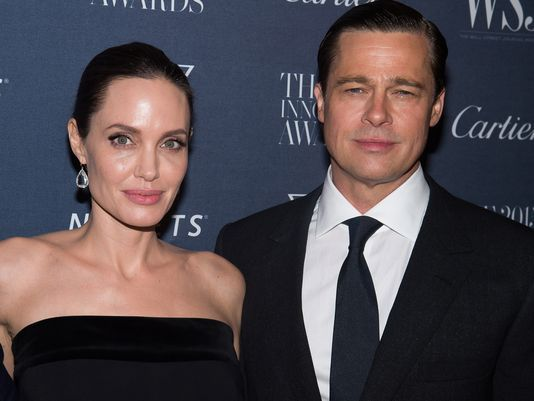 Brangelina divorce: Temporary custody agreement worked out