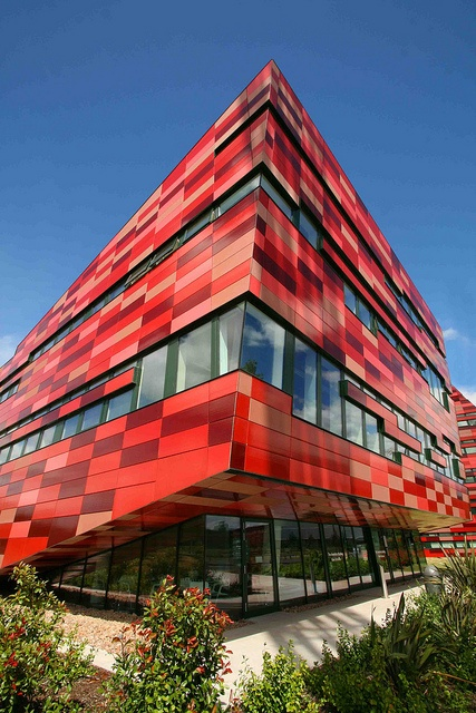 Amenities Building, Nottingham ©JoOrr