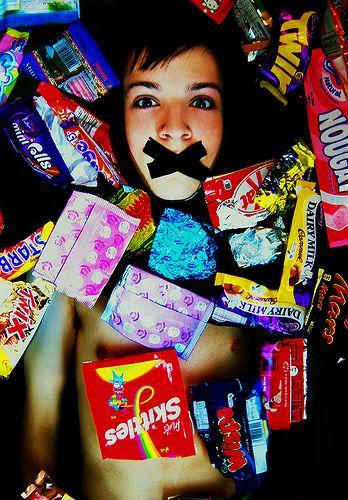 7 Deadly Sins - Gluttony by Lisa Askew, via Flickr