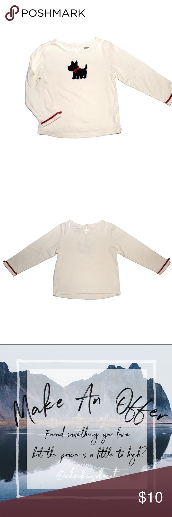 Girls Thermal Top With Thumb Hole