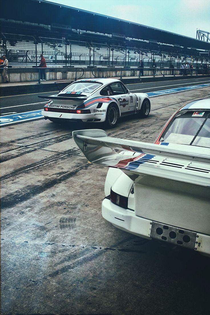 Martini Porsche 911 934 turbo
