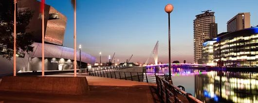 The Quays | Greater Manchester's Waterfront  #ManchesterShipCanal  #SalfordQuays  City-Centre-Cruises