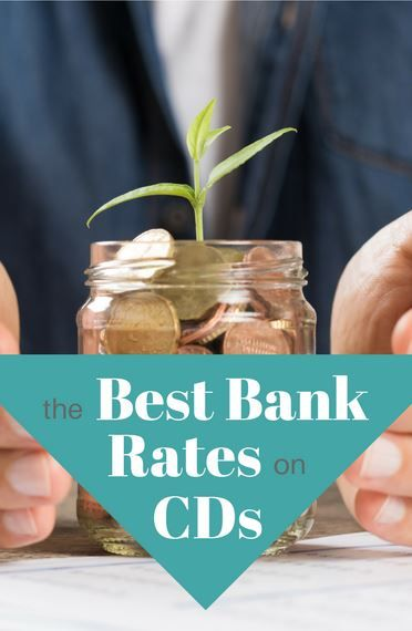 The Best Bank CD Rates of 2017 - http://www.doughroller.net/banking/best-bank-cd-rates/?utm_campaign=coschedule&utm_source=pinterest&utm_medium=DoughRoller.net&utm_content=The%20Best%20Bank%20CD%20Rates%20of%202017