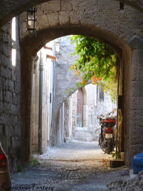Greece-Rhodos