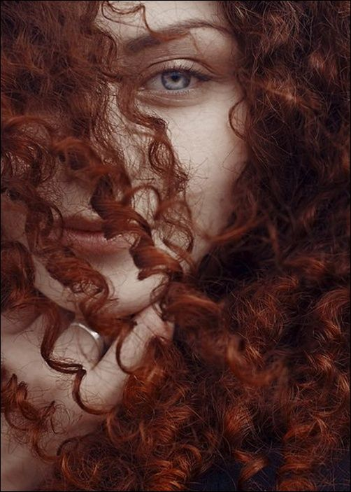 In Praise of Women — crescentmoon06:  Red by Veda Wildfire on 500px