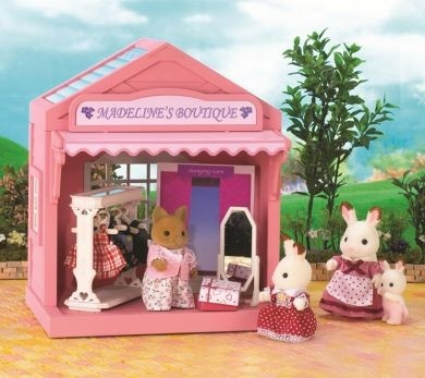 105 best Calico Critters images on Pinterest | Sylvanian families ...