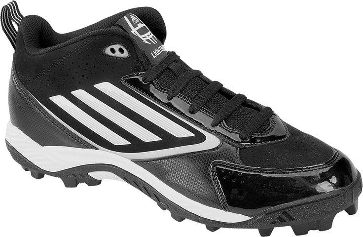 adidas Lightning MD Football Cleats - WIDE