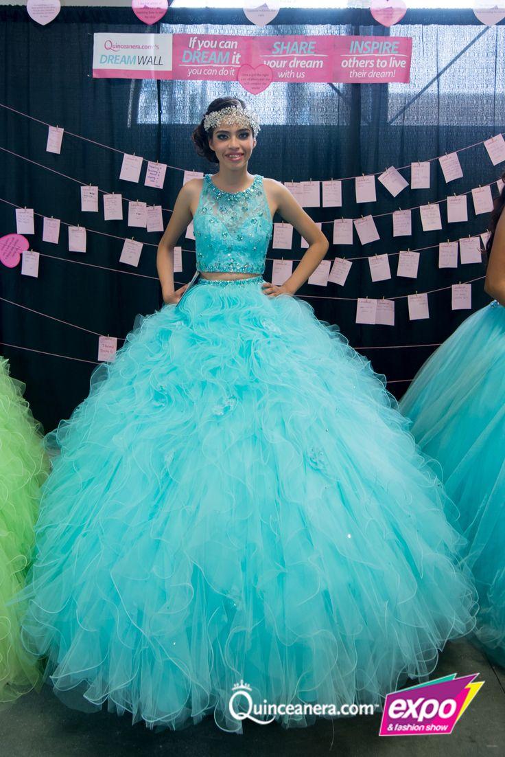 Two Piece Quinceanera Dress <3 | Quinceanera Dresses Blue |