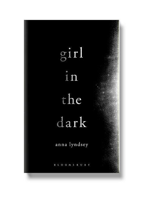 Girl In the Dark cover designed by Greg Heinimann for Bloomsbury