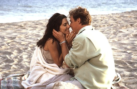 Jax and Brenda from GH. My favorite soap couple of all ...