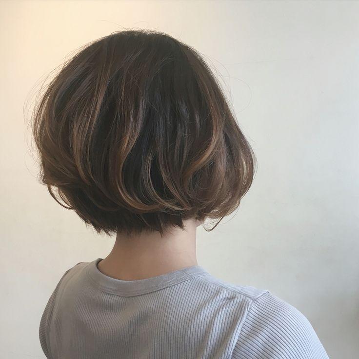 bob hair