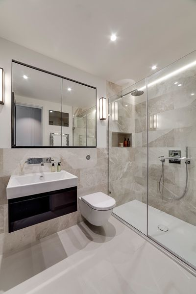 73 best projects images on pinterest bath bathroom and bathroom contemporary apartments chelsea tessuto interiors mashiko 360 classic aloadofball Image collections