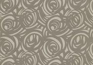 Harlequin Momentum Fabric - Vortex - Slate and Silver