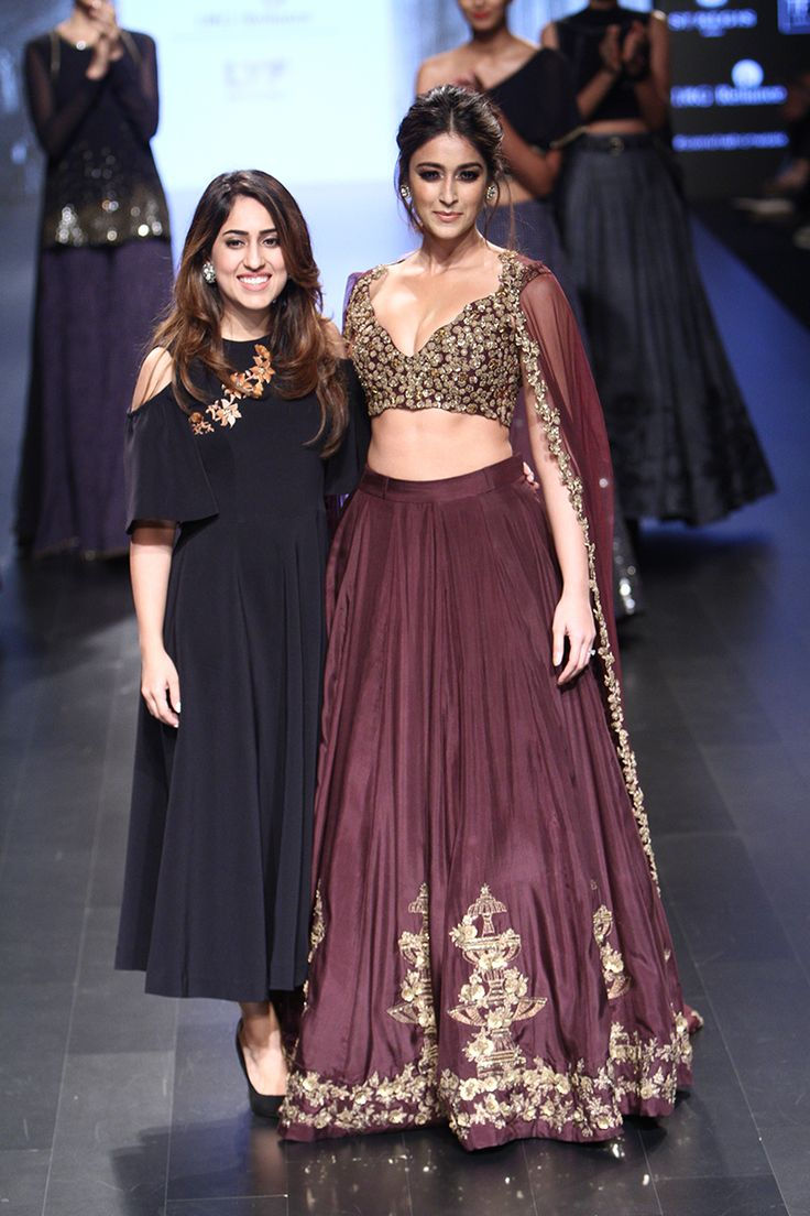 Ridhi Mehra | Lakmé Fashion Week winter/festive 2016 #RidhiMehra #LFWWF2016 #PM
